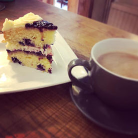 Red Lion Kenninghall - Coffee & Cake At The Lion